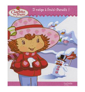 Il neige aujourd'hui à Fraisi-Paradis !